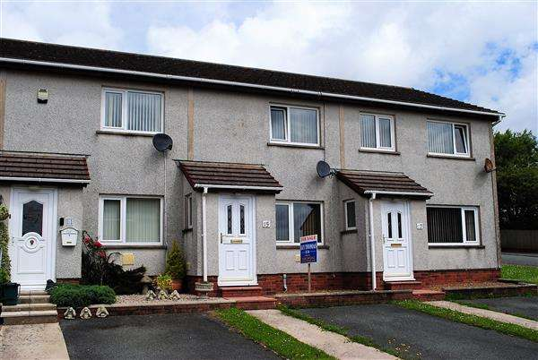 2 Bedrooms Terraced House for sale in 15 Britannia Drive