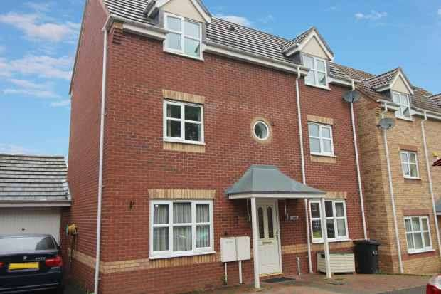4 Bedrooms Detached House for sale in Saxthorpe Road, Leicester, Leicestershire, LE5 1PT