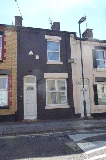 2 Bedrooms Terraced House for sale in Norgate Street, Liverpool, Merseyside, L4