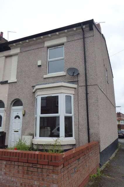 3 Bedrooms Terraced House for sale in Frodsham Street, Birkenhead, Merseyside, CH41