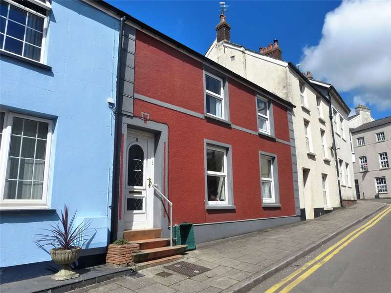 1 Bedroom Flat for sale in Flat 2, Castle Street, Narberth, Pembrokeshire