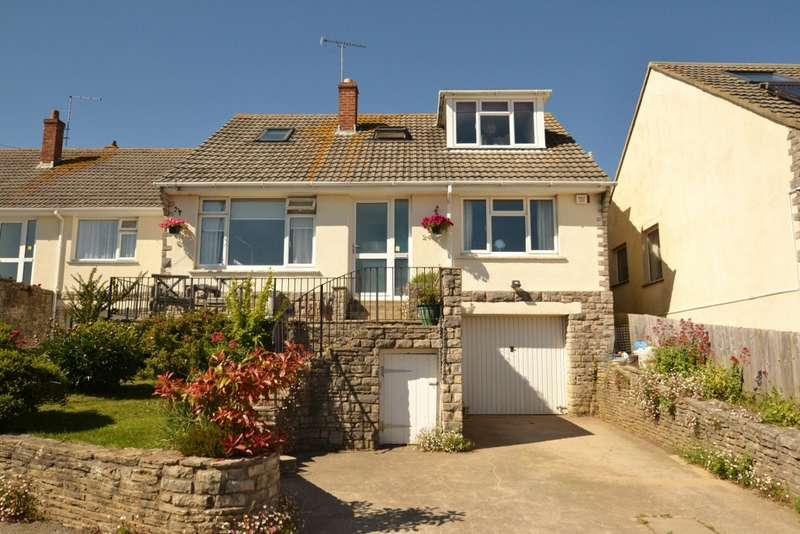 4 Bedrooms Detached Bungalow for sale in Swanage