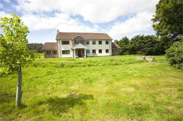 6 Bedrooms Detached House for sale in Wooler, Wooler, Northumberland