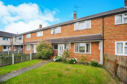 3 Bedrooms Terraced House for sale in Verwood Close, Park North, Wiltshire, Swindon
