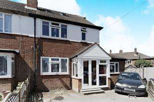 5 Bedrooms End Of Terrace House for sale in Attwood Close, Sanderstead, South Croydon, .