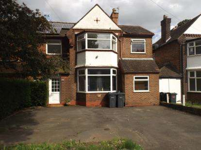 5 Bedrooms Semi Detached House for sale in Stechford Road, Hodge Hill, Birmingham, West Midlands