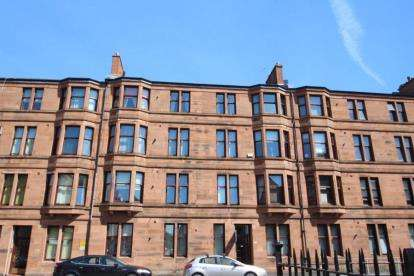 1 Bedroom Flat for sale in Holmlea Road, Glasgow