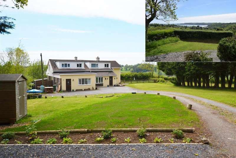 6 Bedrooms Detached House for sale in Stepaside