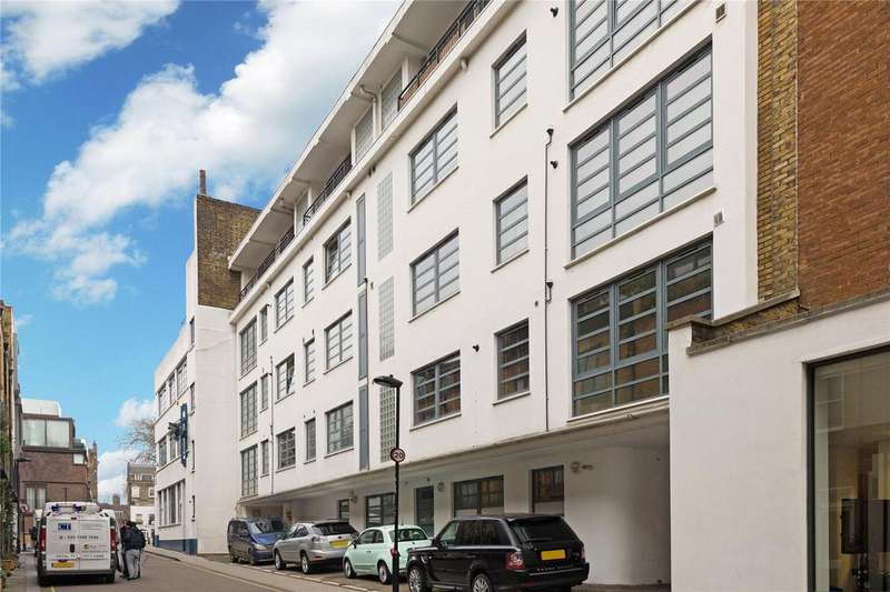 2 Bedrooms Apartment Flat for sale in North Mews, Bloomsbury, WC1N