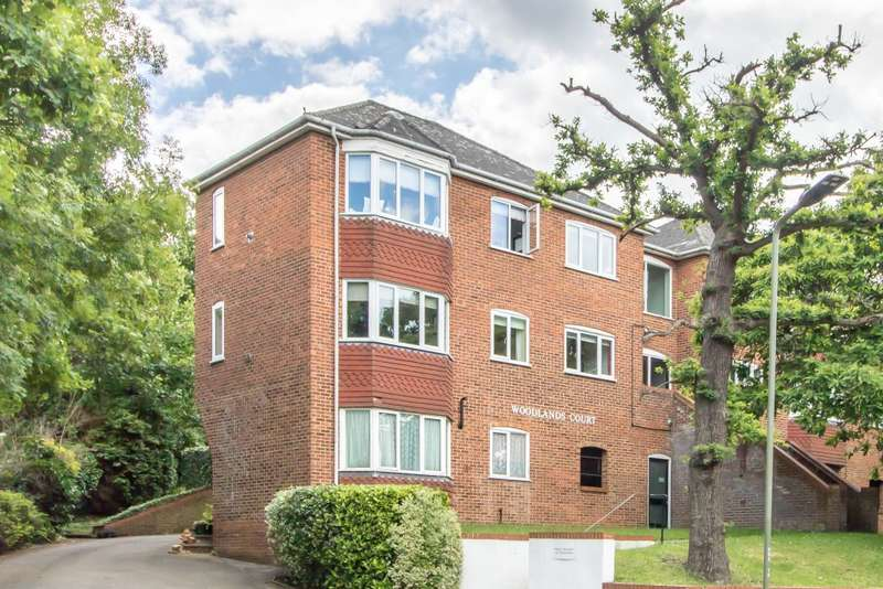2 Bedrooms Apartment Flat for sale in Woodlands Court, Bromley