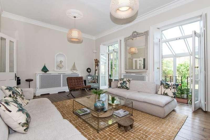 5 Bedrooms End Of Terrace House for sale in Queens Road, Twickenham, TW1
