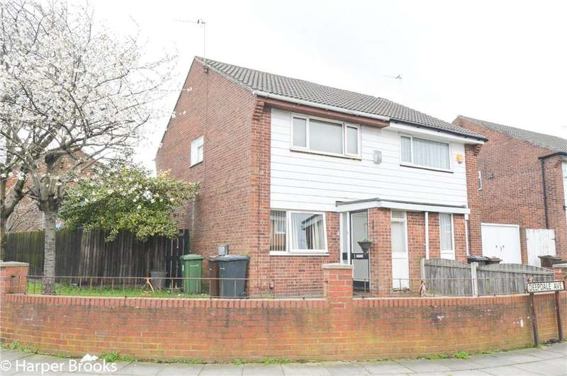 2 Bedrooms Semi Detached House for sale in Deepdale Avenue, Bootle, Merseyside, L20