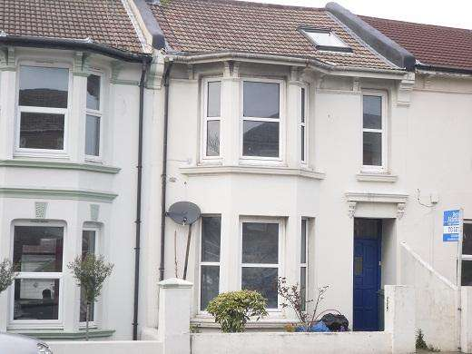 4 Bedrooms Terraced House for rent in Queens Park Road, Brighton BN2