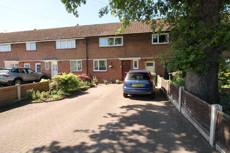 3 Bedrooms Terraced House for sale in Stonegarth, Carlisle