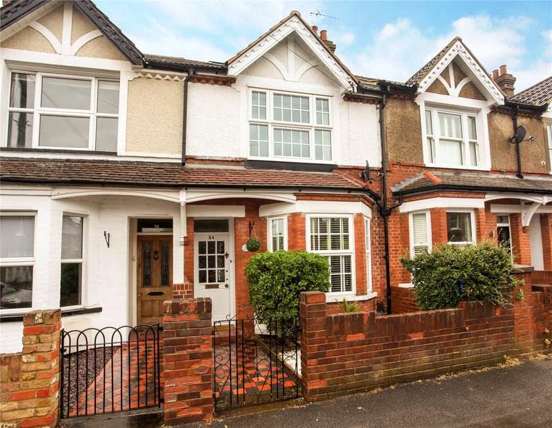 4 Bedrooms Terraced House for sale in Springfield Road, Windsor, Berkshire, SL4