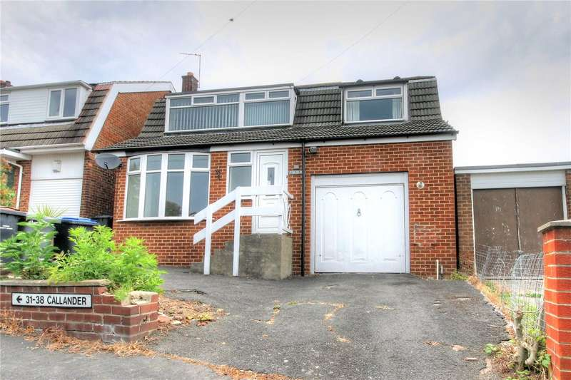 4 Bedrooms Detached House for sale in Callander, Ouston, Chester Le Street, DH2