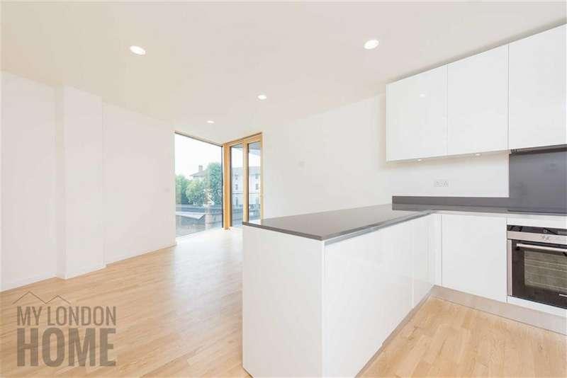 2 Bedrooms Property for sale in Regents Park View, Camden, London, NW1