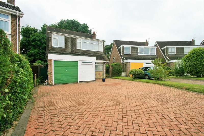 4 Bedrooms Detached House for sale in Grantham Road, Great Horkesley, Colchester