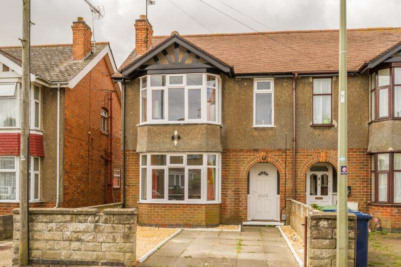 3 Bedrooms Semi Detached House for sale in Horspath Road, Cowley, Oxford
