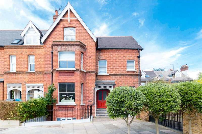 2 Bedrooms Flat for sale in Redholme, The Hermitage, Richmond, Surrey