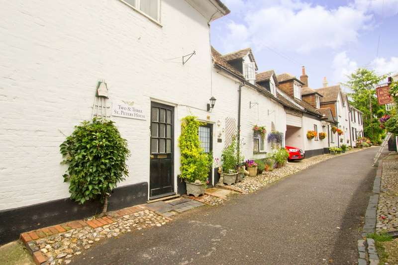 1 Bedroom Flat for sale in Bank Street, Bishops Waltham
