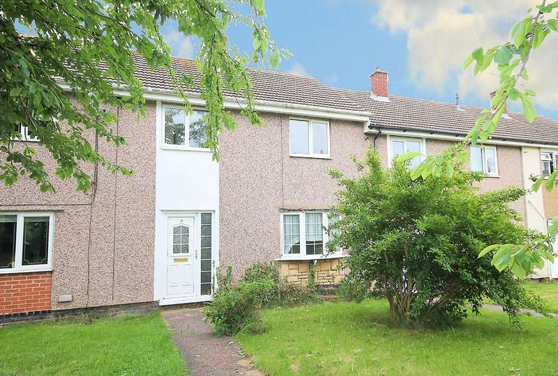 3 Bedrooms Terraced House for sale in Callis Walk, Wilnecote, Tamworth, B77 5LR