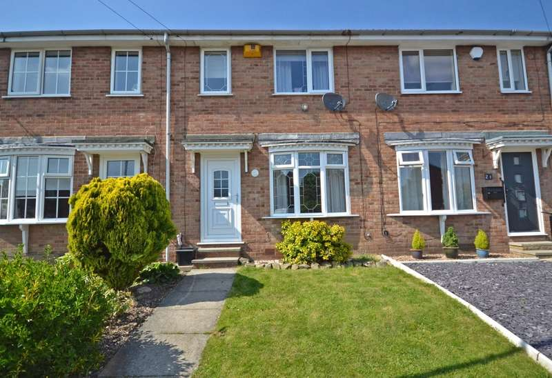 3 Bedrooms Town House for sale in Sandown Avenue, Crofton, Wakefield