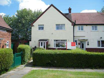 3 Bedrooms End Of Terrace House for sale in Dene Drive, Winsford, Cheshire, England