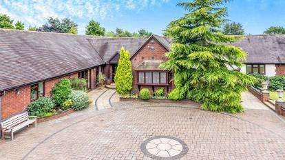 5 Bedrooms Bungalow for sale in Bradley, Mitton Road, Stafford, Staffordshire