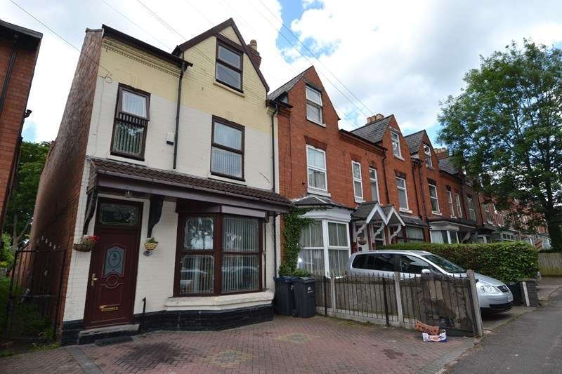5 Bedrooms End Of Terrace House for sale in Yardley Wood Road, Moseley, Birmingham