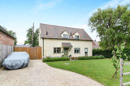 2 Bedrooms Detached House for sale in Bretforton Road, Honeybourne, Evesham, Worcestershire