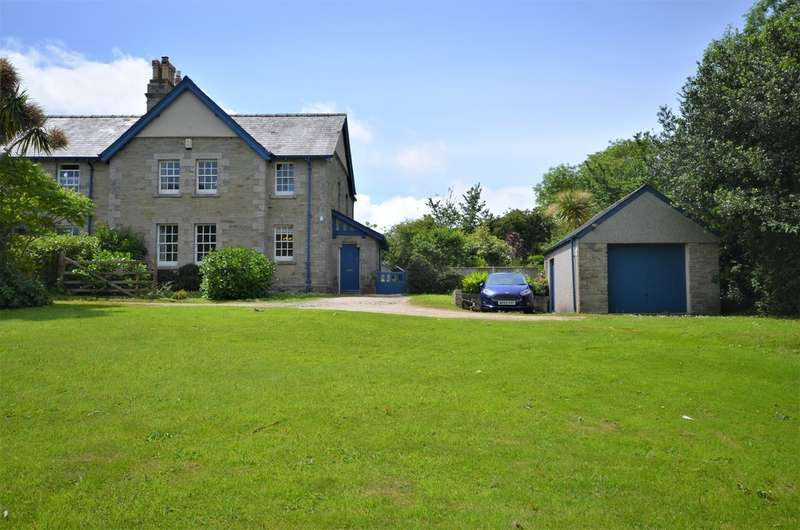 3 Bedrooms End Of Terrace House for sale in British Road, St Agnes, Cornwall