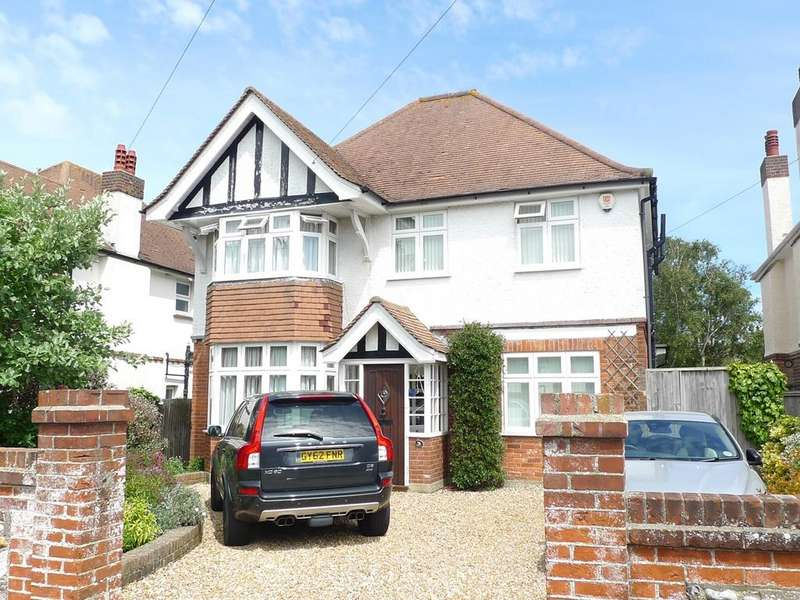4 Bedrooms Detached House for sale in Baldwin Avenue, Eastbourne, BN21