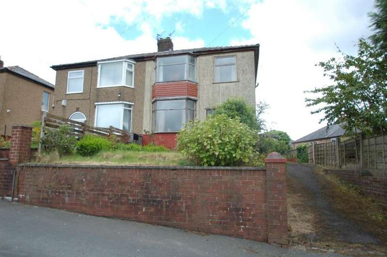 3 Bedrooms Semi Detached House for sale in Bank Hey lane South, Sunnybower, Blackburn