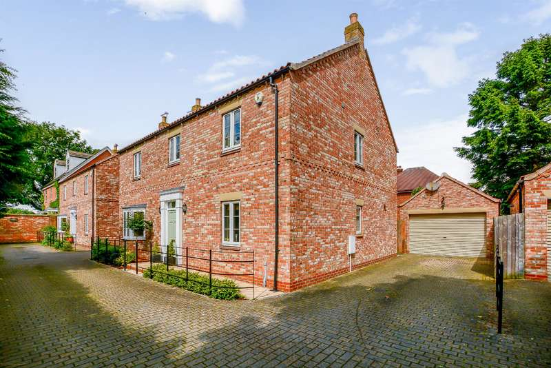 4 Bedrooms Detached House for sale in 2 The Homestead, Selby Road, Wistow, Selby, YO8 3UT