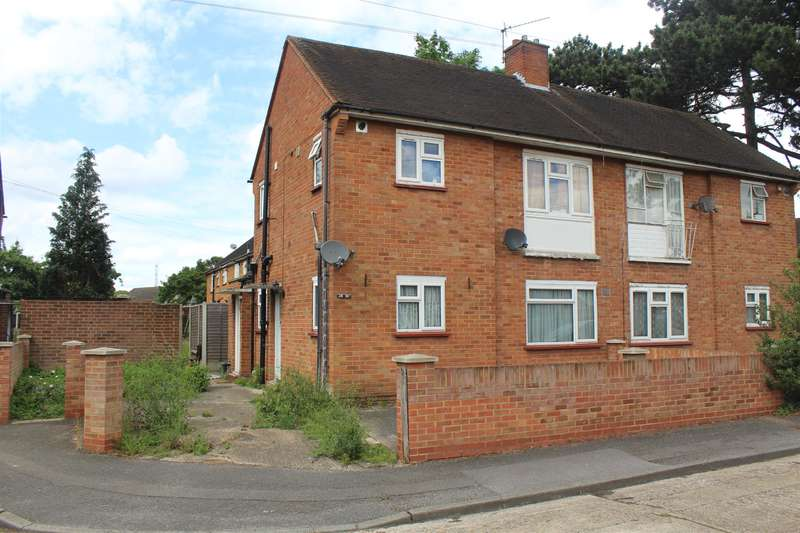 1 Bedroom Maisonette Flat for sale in Bartram Close, Hillingdon, Uxbridge, UB8
