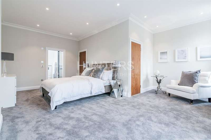 4 Bedrooms House for sale in Creighton Road, London, NW6 6EE
