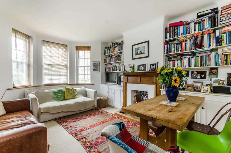 2 Bedrooms Flat for sale in Perryn House, Acton, W3