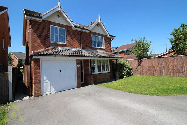 4 Bedrooms Detached House for sale in Blackberry Drive, Hindley, Wigan, WN2