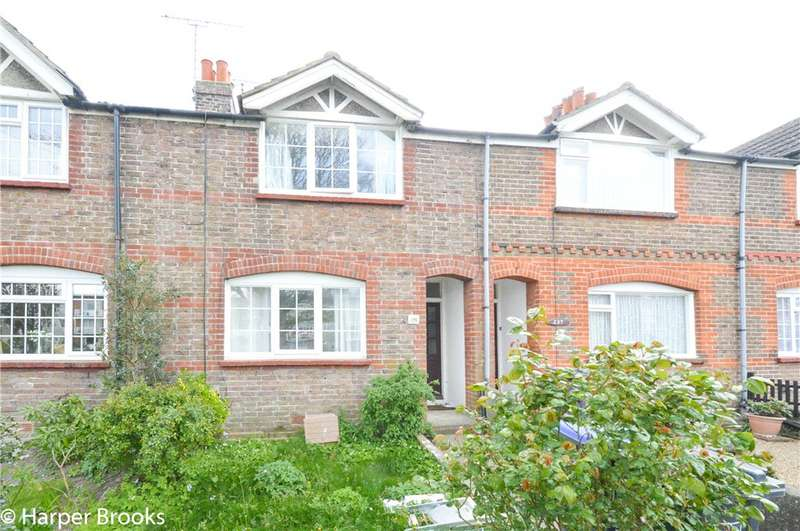2 Bedrooms Terraced House for sale in Goring Road, Goring-by-Sea, Worthing, BN12