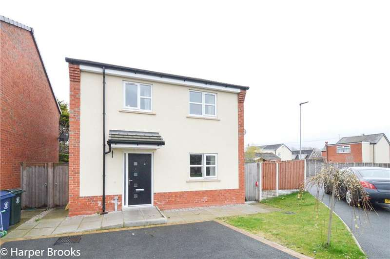4 Bedrooms Detached House for sale in Skylark Close, Banks, Southport, PR9