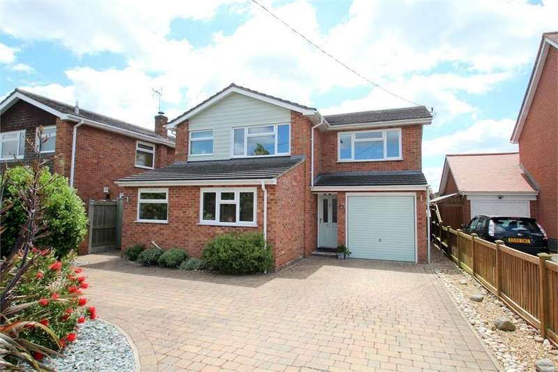 4 Bedrooms Detached House for sale in Fingringhoe Road, Langenhoe, COLCHESTER, Essex