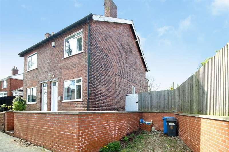 2 Bedrooms Property for sale in Kingsway, Ilkeston