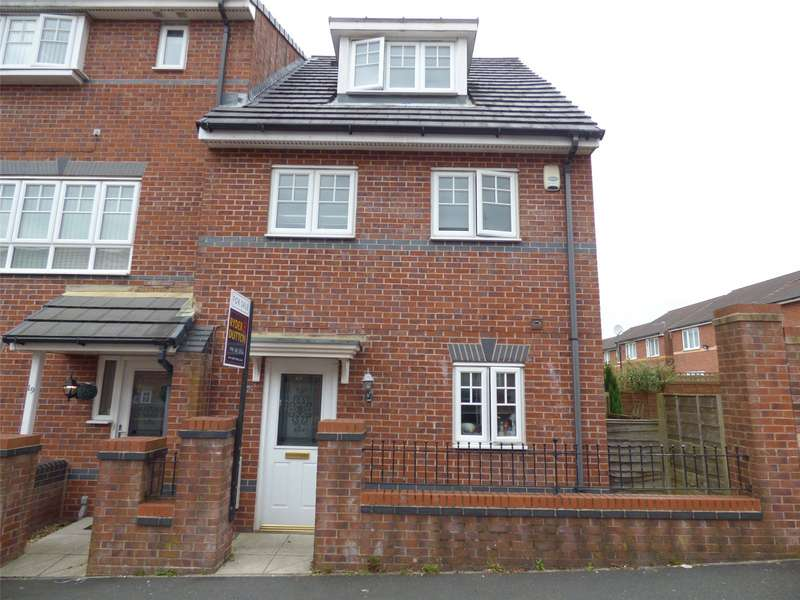 3 Bedrooms Terraced House for sale in Kilmaine Avenue, Moston, Manchester, M9