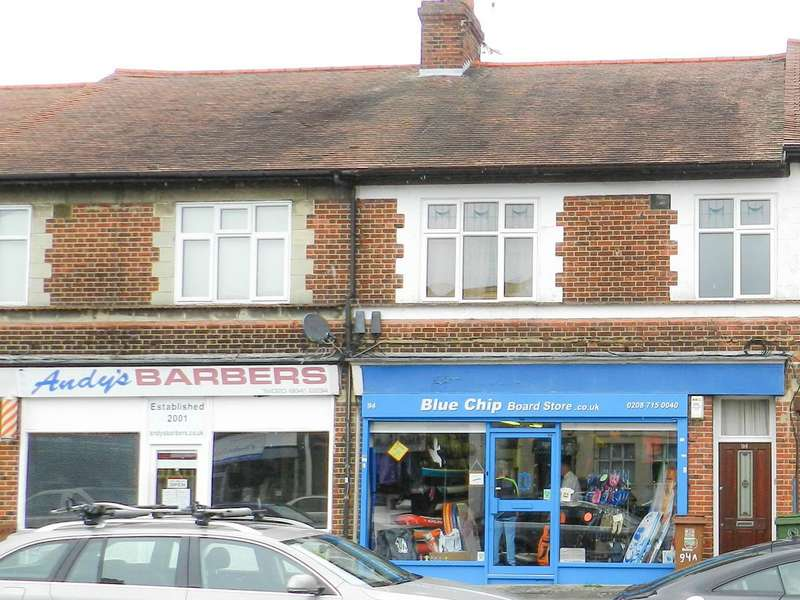 2 Bedrooms Flat for sale in Church Hill Road, Cheam, Sutton