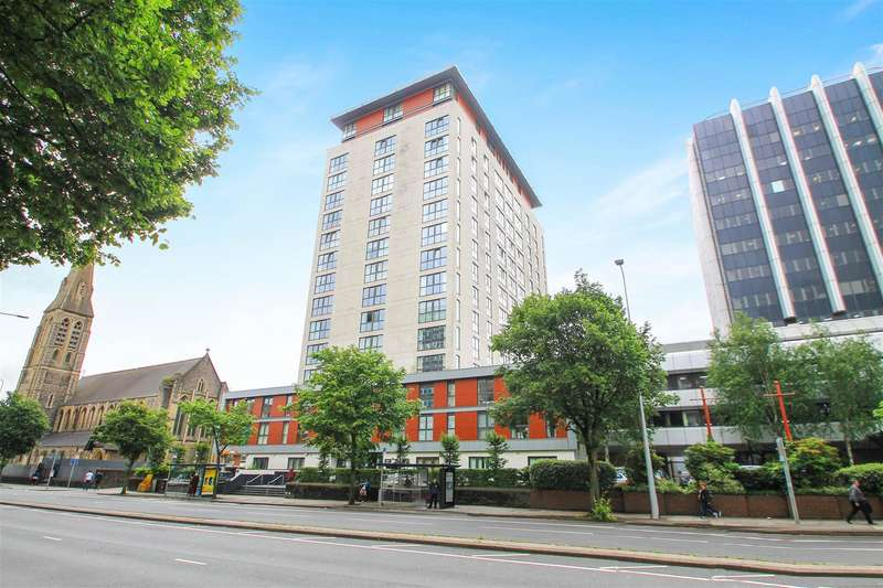 1 Bedroom Property for sale in Admiral House, Cardiff
