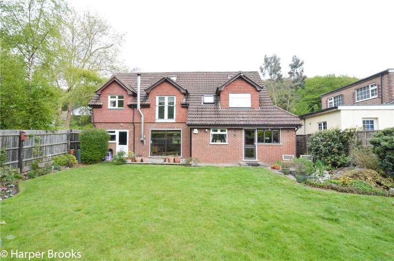 5 Bedrooms Detached House for sale in Boxley Road, Walderslade, Chatham, ME5
