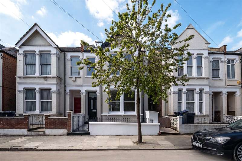 2 Bedrooms Flat for sale in Willcott Road, Acton, W3