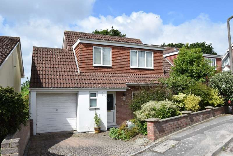 3 Bedrooms Detached House for sale in Gorse Hill Close, Poole