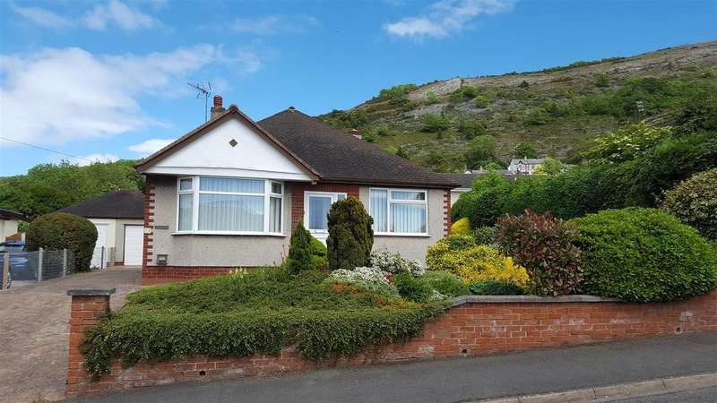 2 Bedrooms Detached Bungalow for sale in Bron Deg, Dyserth